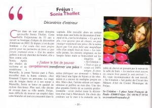Fem'Infos, Mars 2006