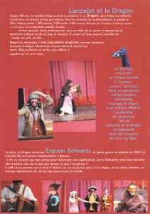 Lancelot et le Dragon ,2008