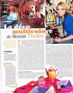 Fémina , Octobre 2009