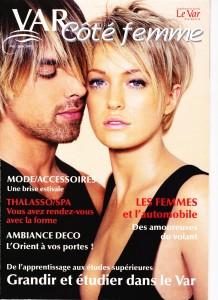 Var Côté Femme, Juin 2003