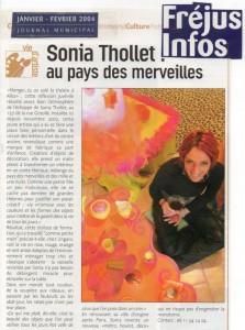 Fréjus Info, Février 2004