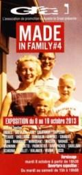 "Exposition ""Made in Family"", Le Graal, Saint-Raphaël, Octobre 2013"